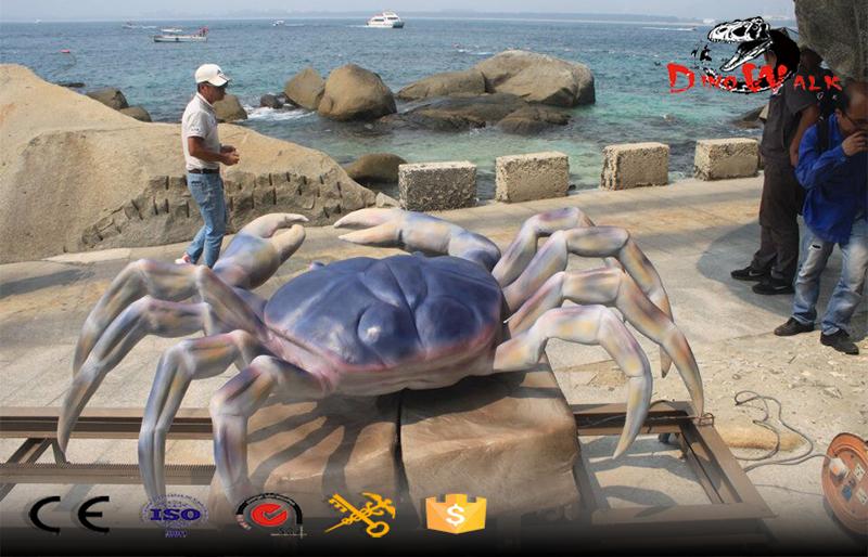 animatronic ocean animals shark model for park