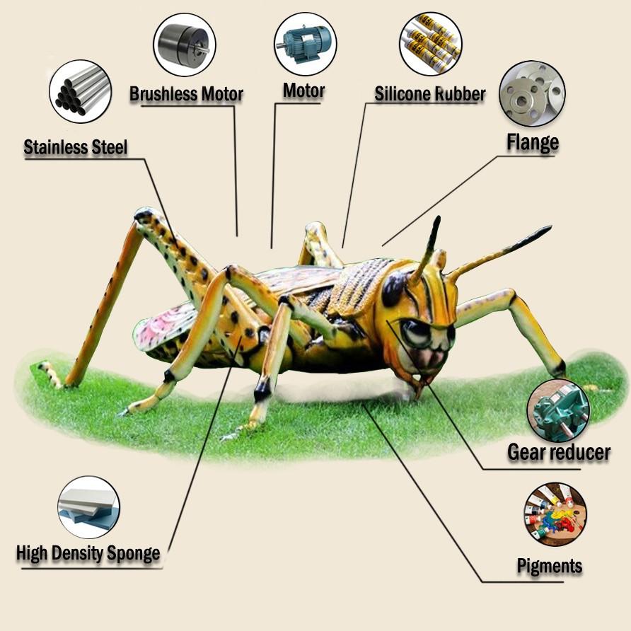 huge Scorpion model