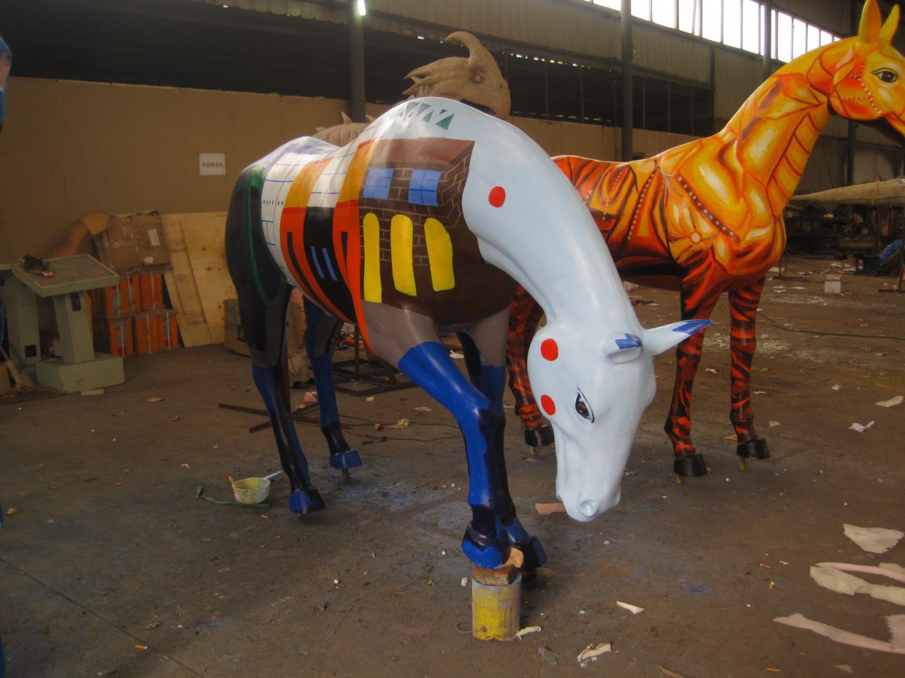Simulation Horses