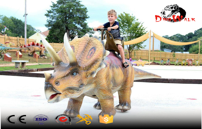 Animatronic Outdoor Dinosaur