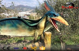 High Quality Animatronic Pterosaur