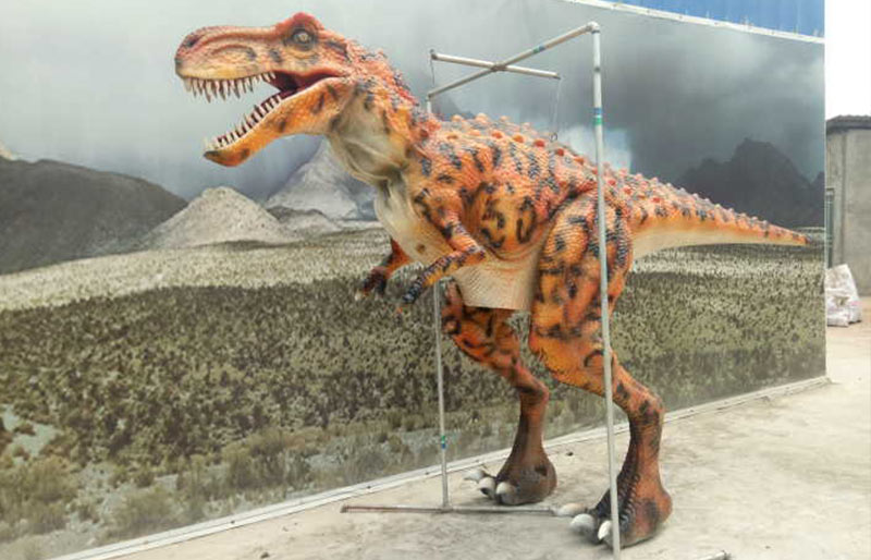 hot sale light weight Animatronic Dinosaur Costumes T-rex suit