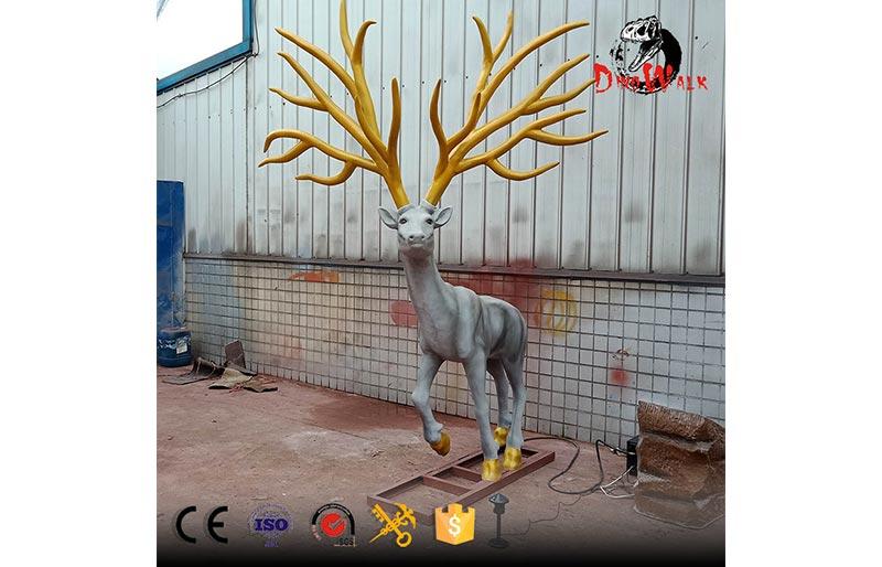 Greek mythology Animatronic Animals deer model
