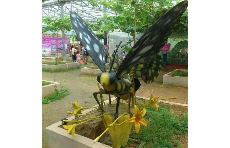 best seller Animatronic butterfly model