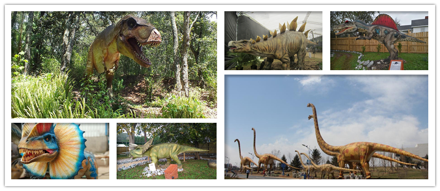 Dinosaurs abroad