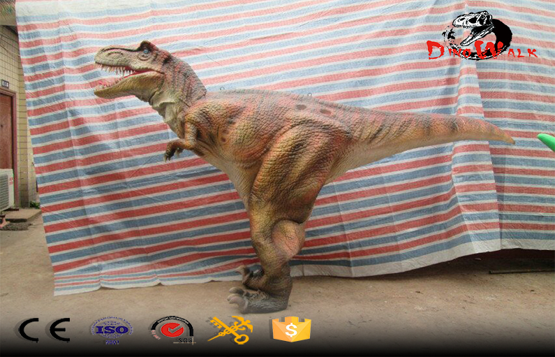 Party Show Adult Walking Animatronic hidden legs Dinosaur Costume