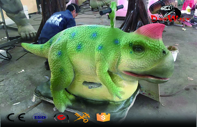 New style remote control dinosaur scooters for entertain