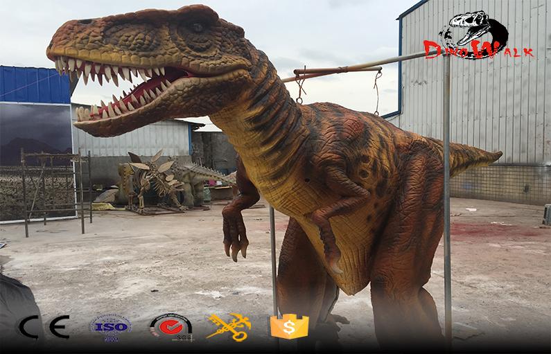 Halloween costume dinosaurs adult walking dinosaur suit