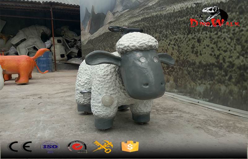 Shaun the Sheep scooter for kids