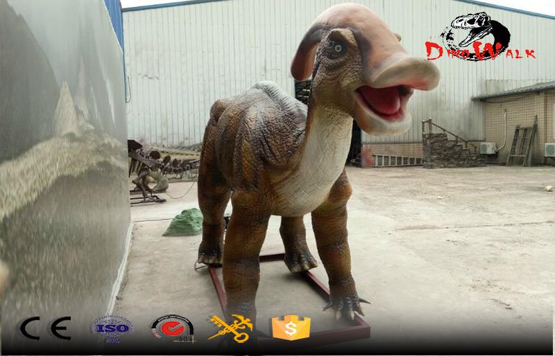 real lifesize dinosaur simulation herbivorous dinosaurs