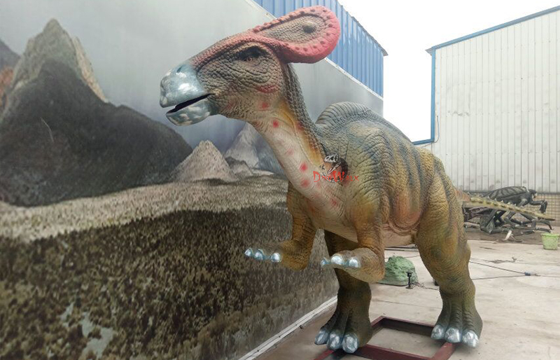 professional manufacture supply life size animatronic dinosaur