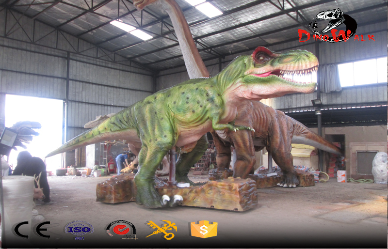 big size T-rex walking dinosaur for dinosaur show