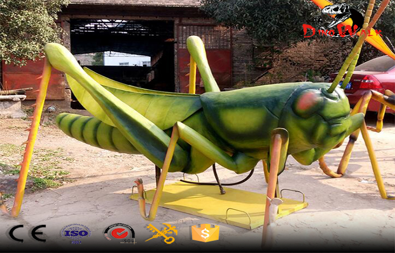 huge locust model