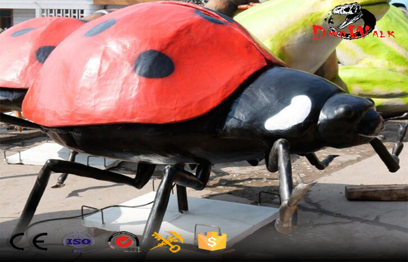 realistic beetle model for parks