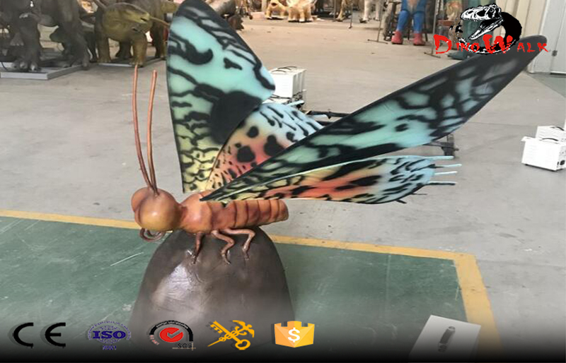 simulation butterfly model with high quality