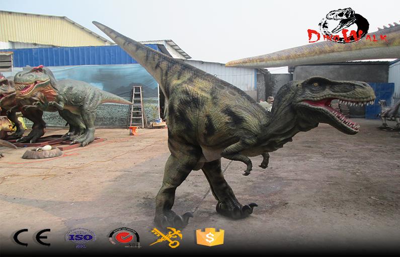 Disfraz de dinosaurio animatronic al mejor precio