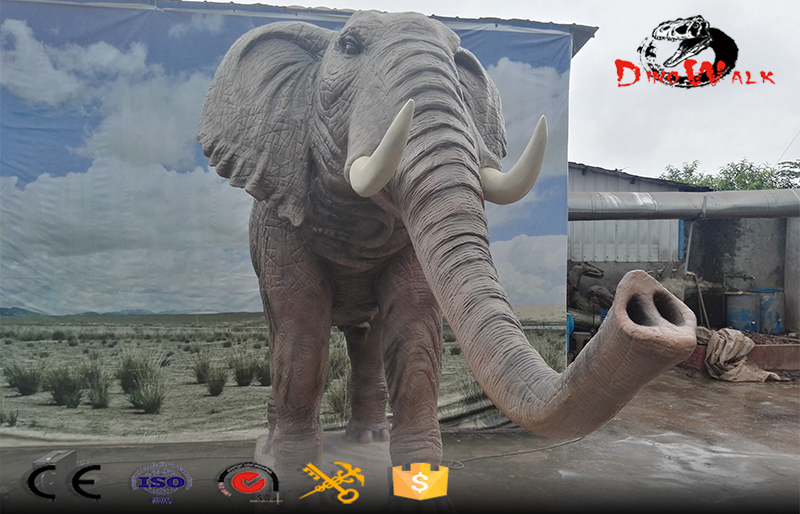 best price electronic elephant model for parks