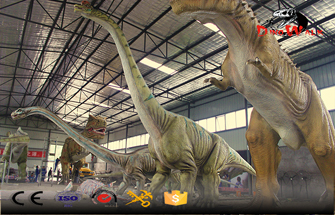 Why is the Simulated Dinosaur Company So Popular?