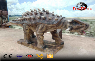 What Are The Precautions For The Investment Simulation Dinosaur Exhibition?