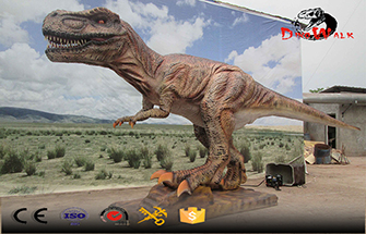 Common Faults and Solutions of Animatronic Dinosaur