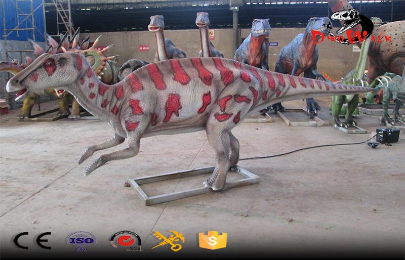 animatronic maiasaura dinosaur with high quality
