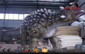 The Advantages and Disadvantages of Electric Dinosaur and Pneumatic Dinosaurs