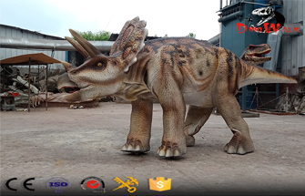 Which Locations of the Simulated Electric Dinosaurs Are Most Vulnerable to Damage?