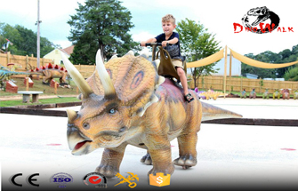 Dinosaur Theme Park is Highly Competitive