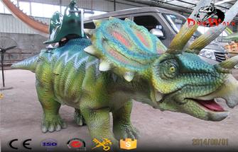 Dinosaur Ride at Disney