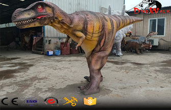 Why Dinosaur Suit Is So Popular?